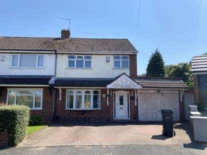 3 Bedrooms Semi Detached House for sale in Maslin Drive, Bilston, West Midlands