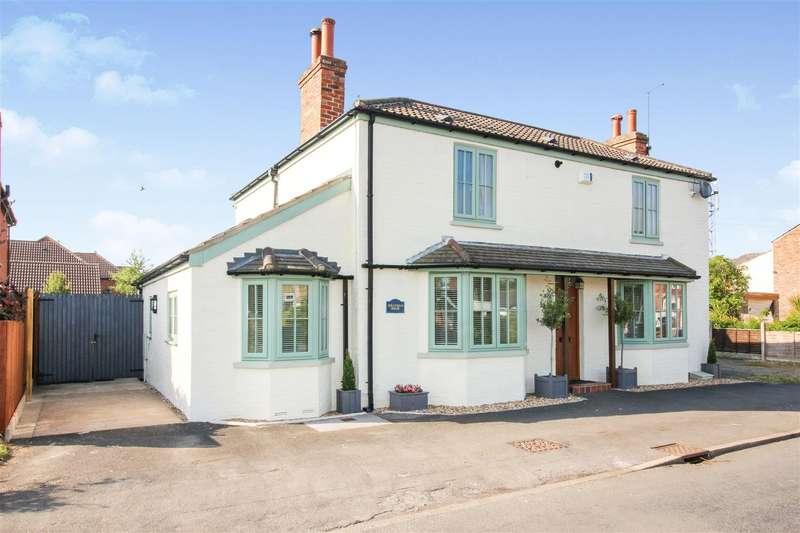 3 Bedrooms Semi Detached House for sale in Benningholme Lane, Skirlaugh, Hull