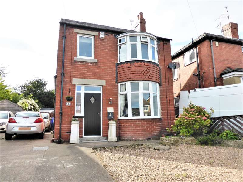 4 Bedrooms Detached House for sale in Greengate Lane, Sheffield, S35 3GS