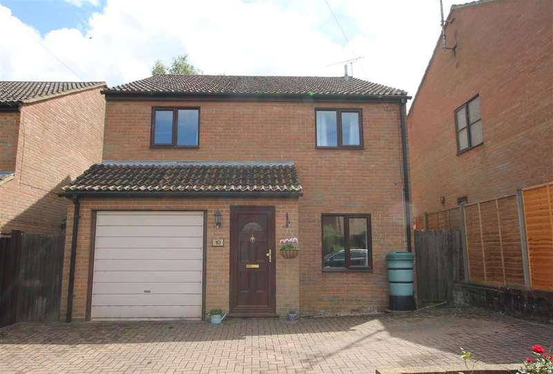 4 Bedrooms Detached House for sale in Melrose Close, Bordon