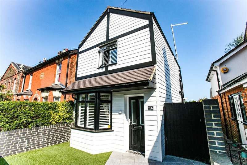 2 Bedrooms Detached House for sale in Cambridge Road, Stansted Mountfitchet