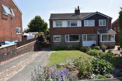 3 Bedrooms Semi Detached House for sale in Royshaw Avenue, Blackburn, Lancashire
