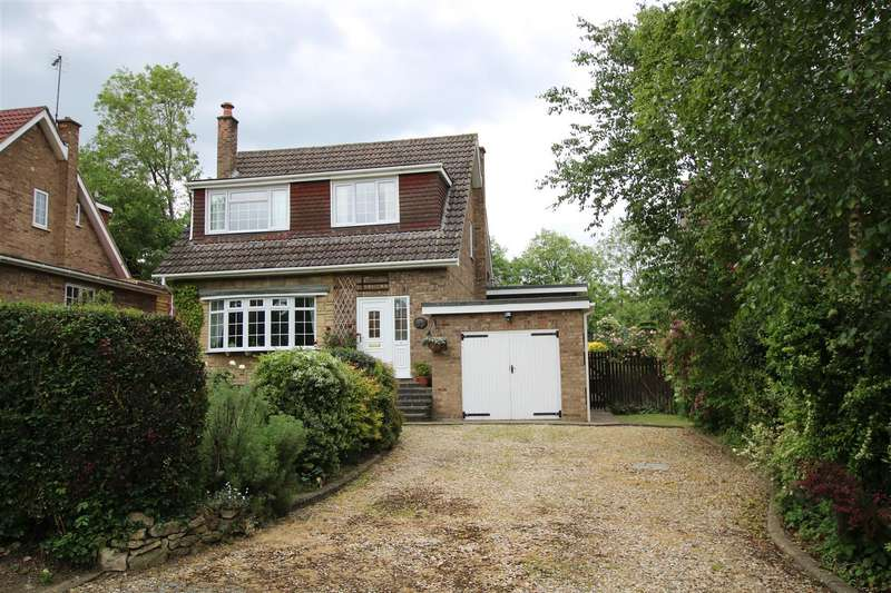 3 Bedrooms Detached House for sale in Pingle Lane, Wellingore, Lincoln