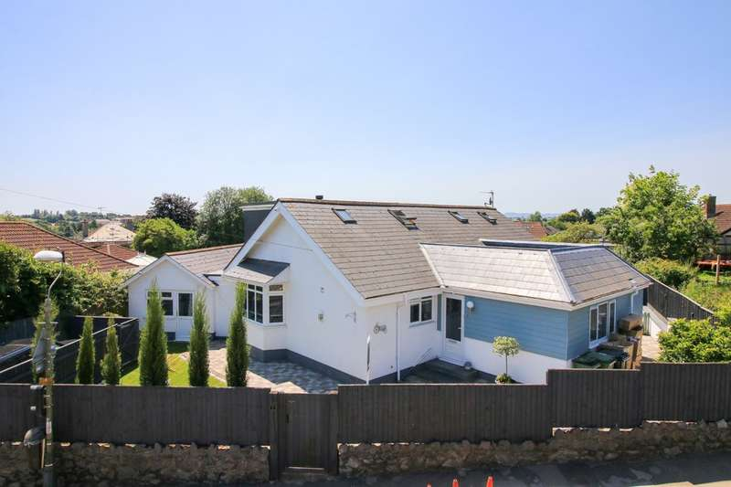 5 Bedrooms Detached House for sale in Church Hill, Pinhoe