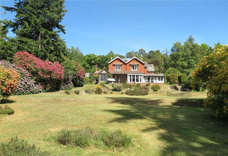 5 Bedrooms House for sale in Beech Hill House, Beech Hill Road, Headley, GU35