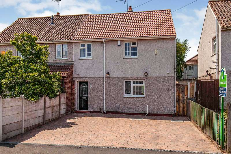 3 Bedrooms Semi Detached House for sale in Brandreth Avenue, Sutton-in-Ashfield, NG17