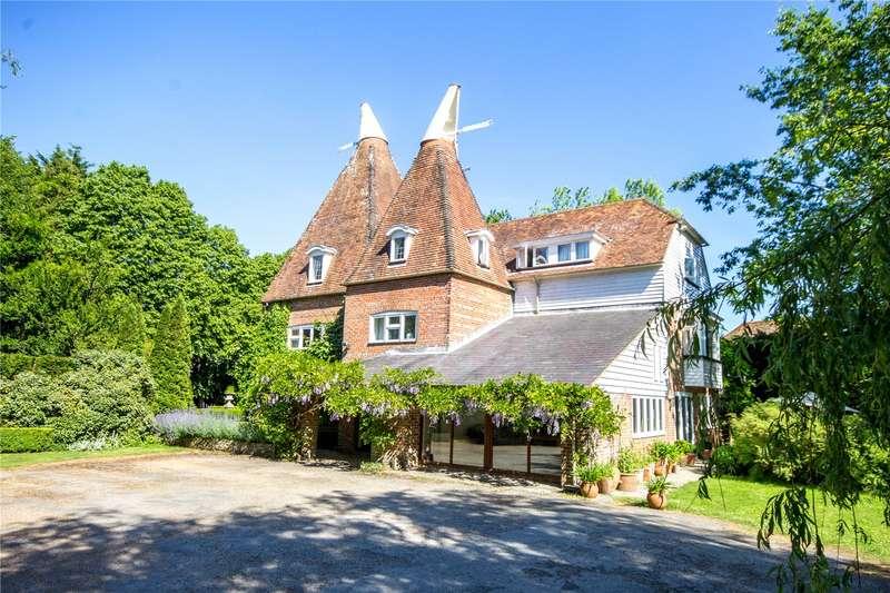 5 Bedrooms Detached House for sale in Redlands Lane, Salehurst