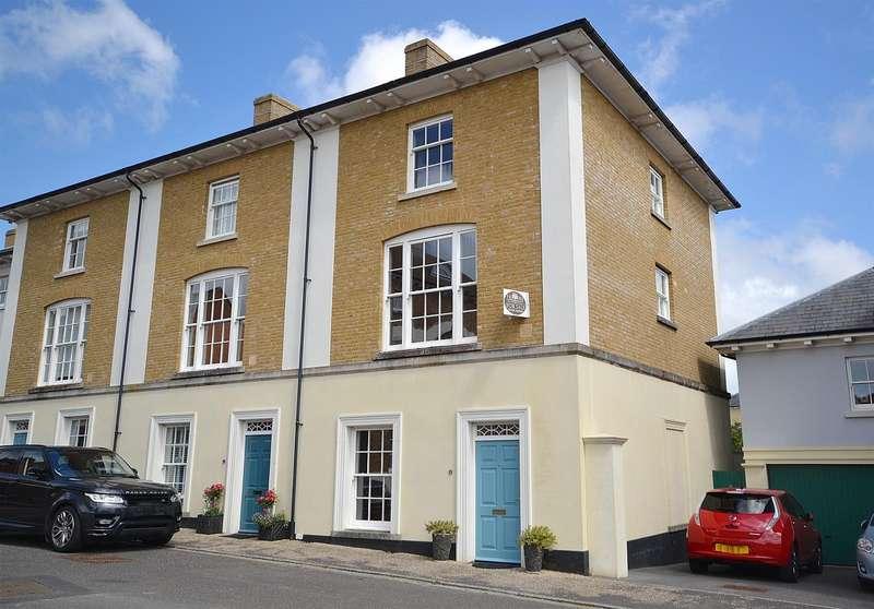 4 Bedrooms Property for sale in Wadebridge Square, Poundbury, Dorchester