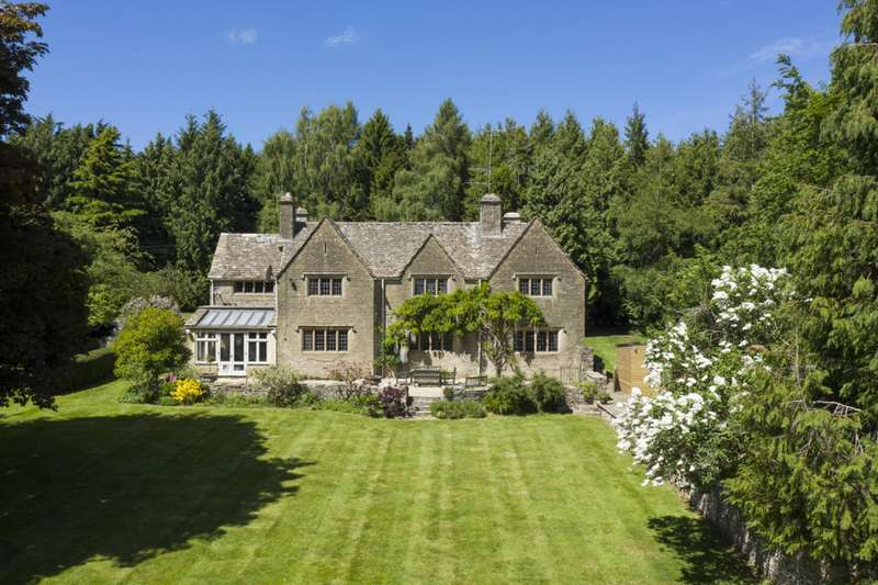 8 Bedrooms Country House Character Property for sale in Chittlegrove, Rendcomb, Lot 1
