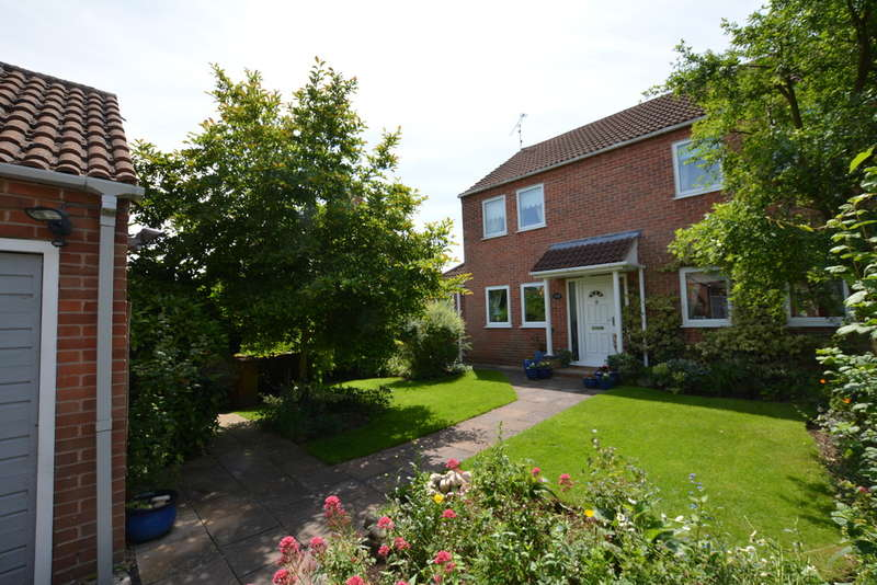 4 Bedrooms Detached House for sale in Marrison Way, Southwell