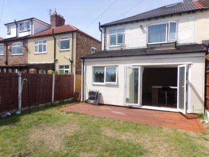 3 Bedrooms Semi Detached House for sale in Stuart Road, Crosby, Liverpool, Merseyside, L23