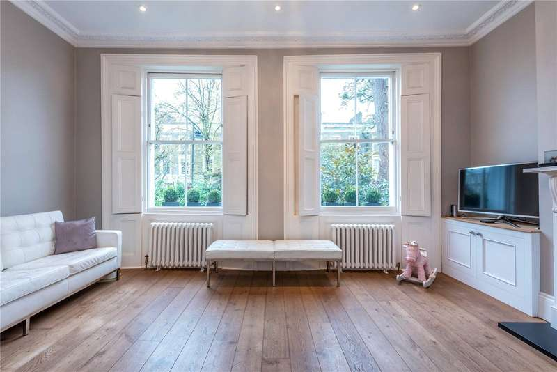 4 Bedrooms Maisonette Flat for sale in Morton Road, Canonbury, Islington, N1