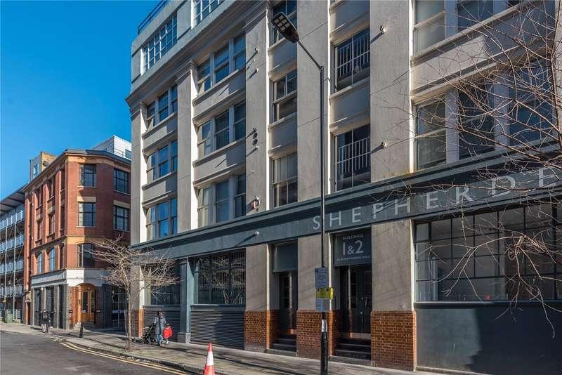 3 Bedrooms Penthouse Flat for sale in 30 Shepherdess Walk, Islington, London, N1