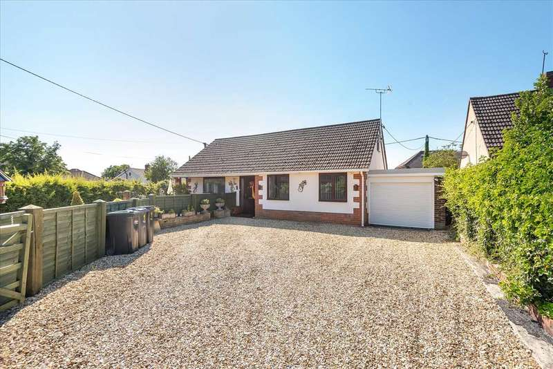 3 Bedrooms Detached House for sale in Graspan Road, Ludgershall