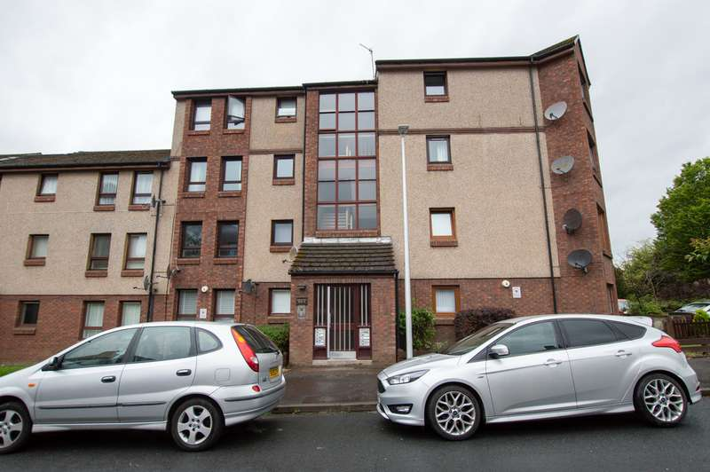 2 Bedrooms Apartment Flat for sale in Clepington Court, Dundee DD3