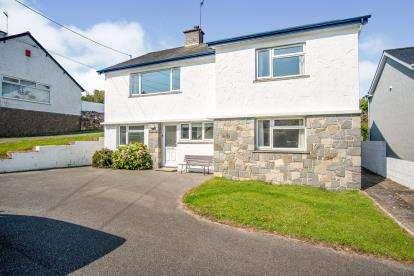 7 Bedrooms Detached House for sale in Lon Bridin, Morfa Nefyn, Pwllheli, Gwynedd, LL53