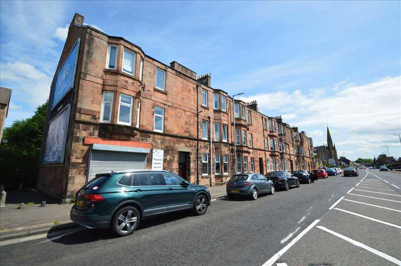 2 Bedrooms Apartment Flat for sale in Burnbank Road, Hamilton