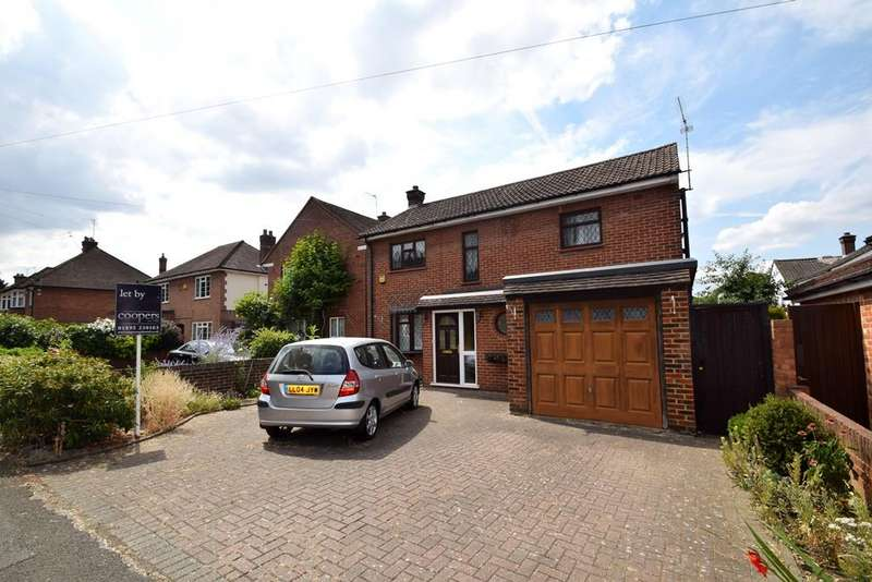 3 Bedrooms Detached House for sale in Church Close, West Drayton