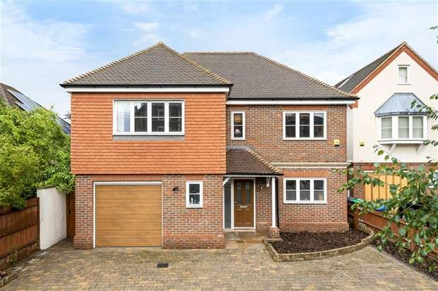 5 Bedrooms Detached House for sale in Park Road, Surbiton