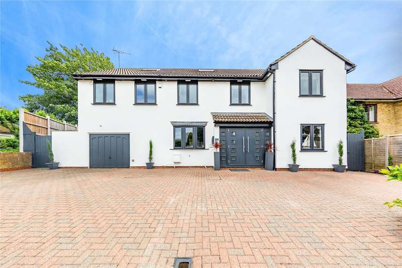 6 Bedrooms Detached House for sale in Love Lane, Ongar, Essex, CM5