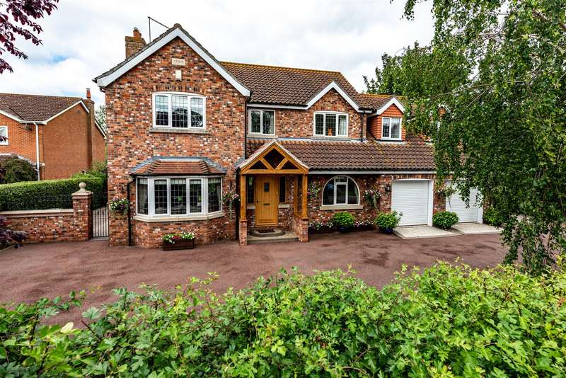 4 Bedrooms Detached House for sale in Little Steeping, Spilsby