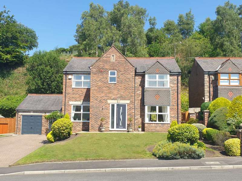 5 Bedrooms Detached House for sale in Millbrook Close, Shaw