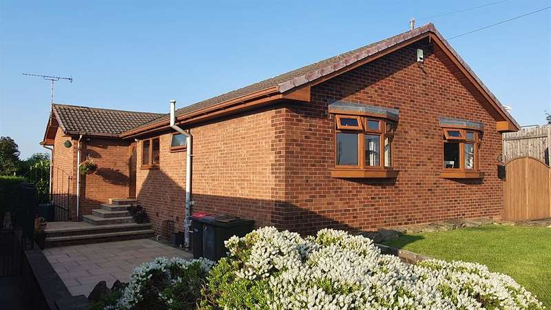 3 Bedrooms Detached Bungalow for sale in Upper Wortley Road, Rotherham, S61 2TA