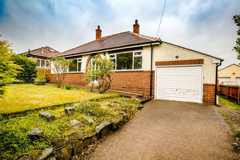 2 Bedrooms Detached Bungalow for sale in Bradley Road, Bradley, Huddersfield, West Yorkshire, HD2