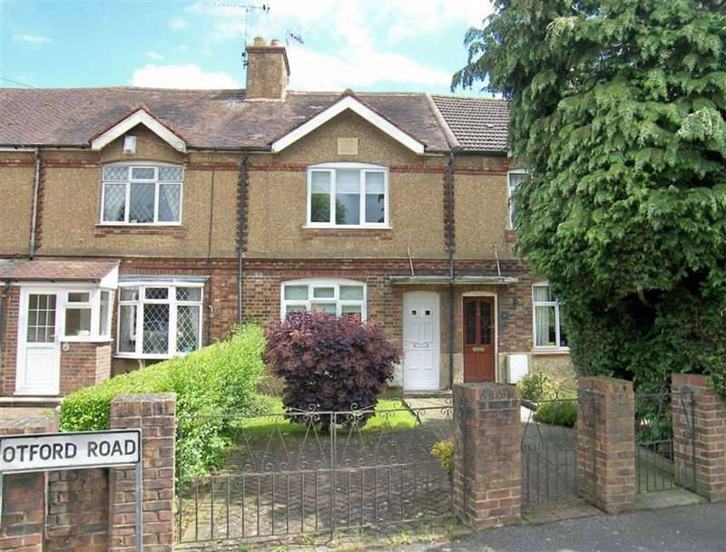 2 Bedrooms Terraced House for sale in Otford Road, Sevenoaks, TN14