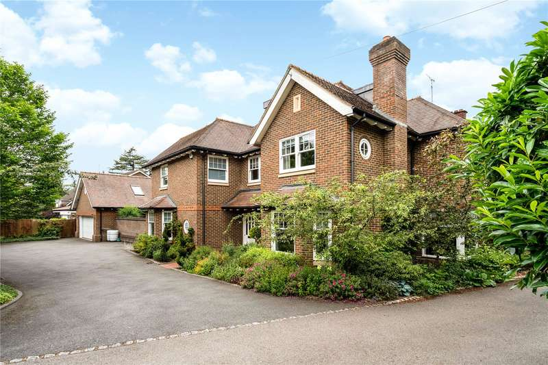 5 Bedrooms Detached House for sale in Nascot Wood Road, Watford, Hertfordshire, WD17