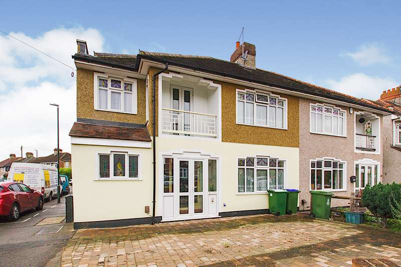5 Bedrooms Semi Detached House for sale in Brampton Road, Bexleyheath, DA7