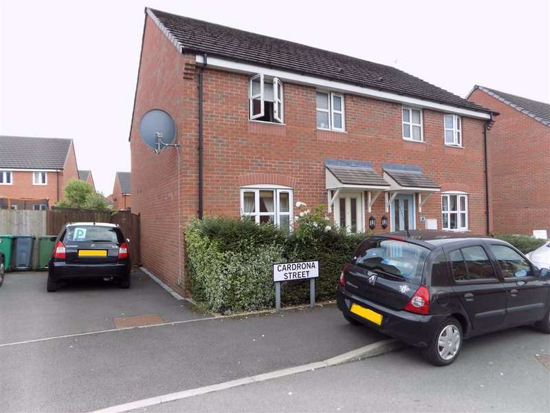 3 Bedrooms House for sale in Cardrona Street, Manchester
