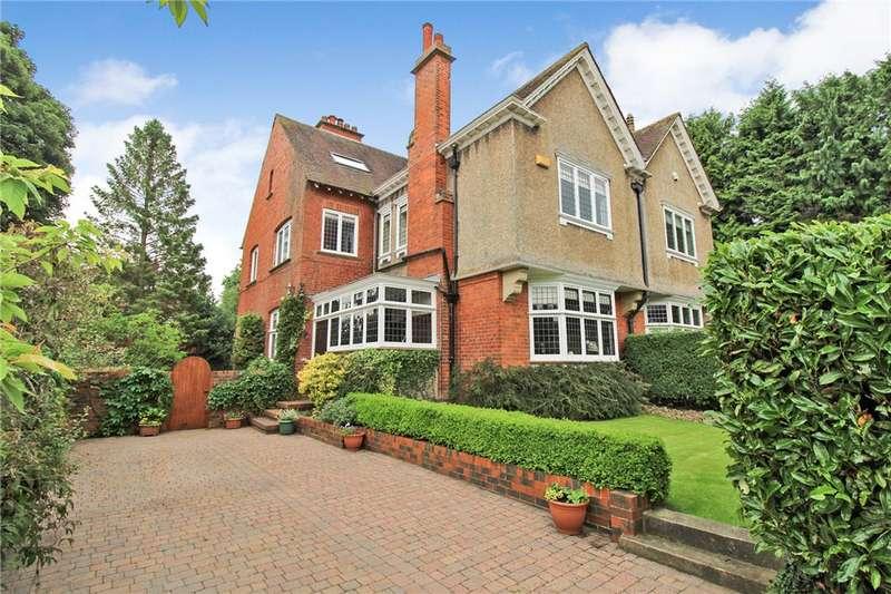 6 Bedrooms Unique Property for sale in The Avenue, Knaresborough, North Yorkshire