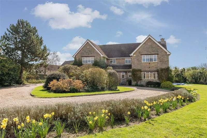 4 Bedrooms Detached House for sale in Morkery Lane, Castle Bytham, Grantham