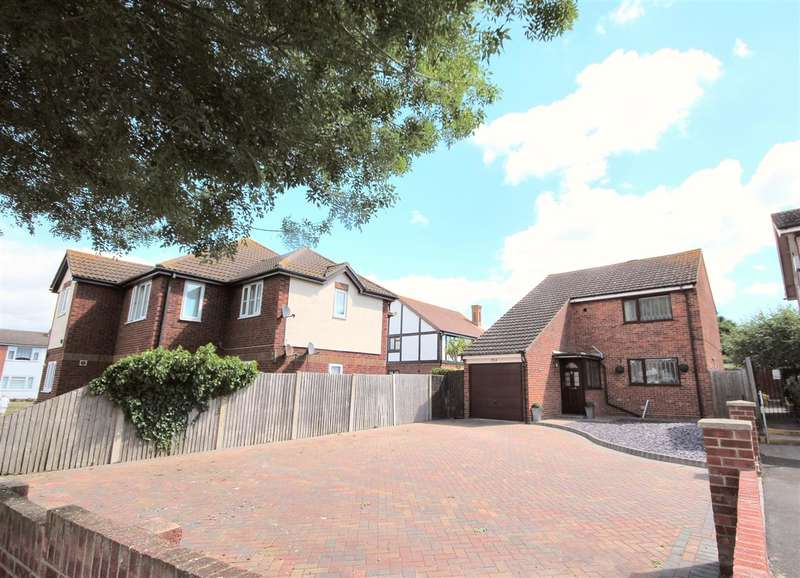 3 Bedrooms Detached House for sale in Holland Road, Clacton-on-Sea