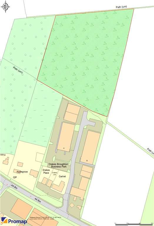 Land Commercial for sale in Drakes Broughton, Pershore, Worcestershire, WR10