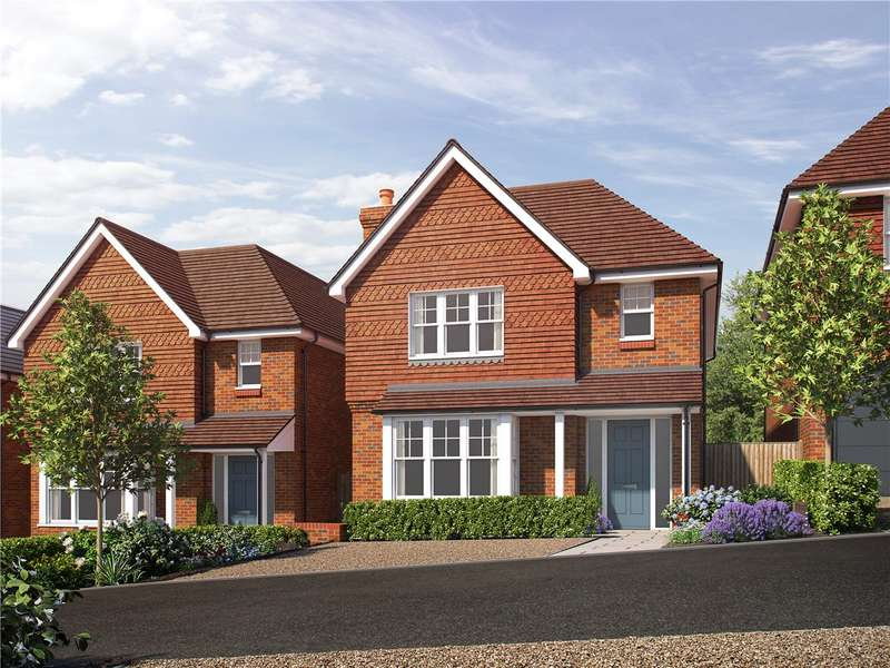 3 Bedrooms Detached House for sale in Kings Worthy, Winchester, SO23