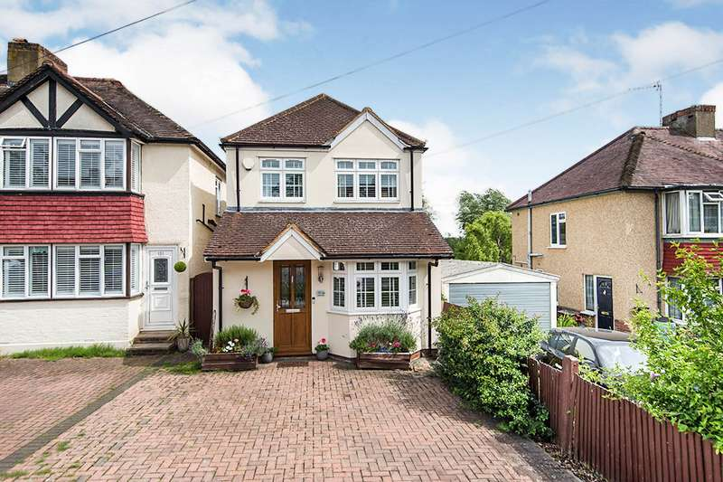 3 Bedrooms Detached House for sale in Gilders Road, Chessington, KT9