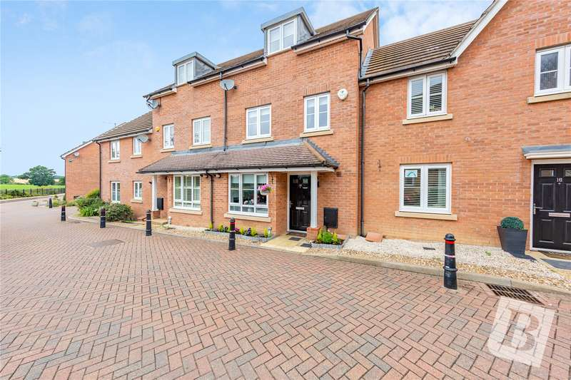 4 Bedrooms Terraced House for sale in Victoria Road, Ongar, Essex, CM5