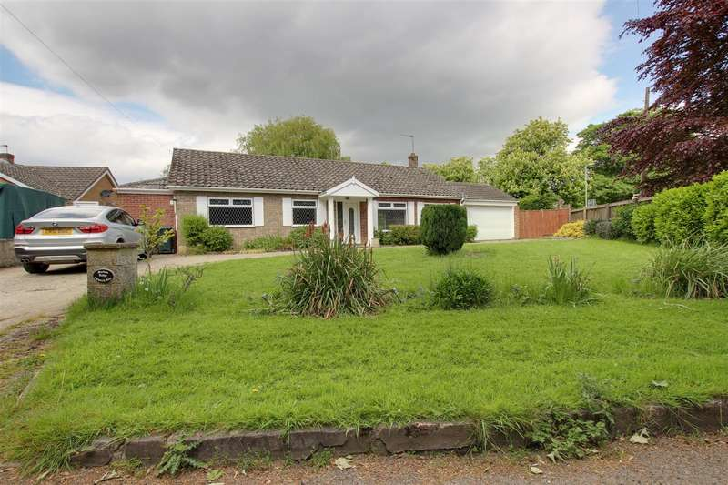 3 Bedrooms Detached Bungalow for sale in Church Lane, Withern, Alford