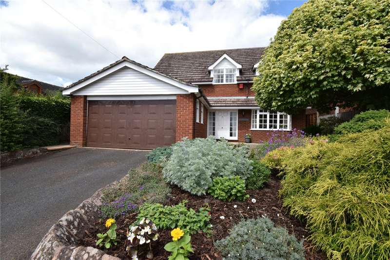 4 Bedrooms Detached House for sale in Ty Newydd, Sambrook, Shropshire, TF10
