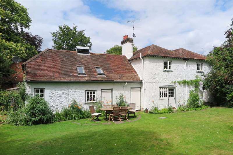 4 Bedrooms Detached House for sale in High Street, Headley, Hampshire, GU35