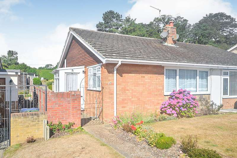 2 Bedrooms Semi Detached Bungalow for sale in Sleigh Road, Sturry, Canterbury, CT2