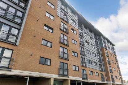 1 Bedroom Flat for sale in Barrland Court, Glasgow, Lanarkshire