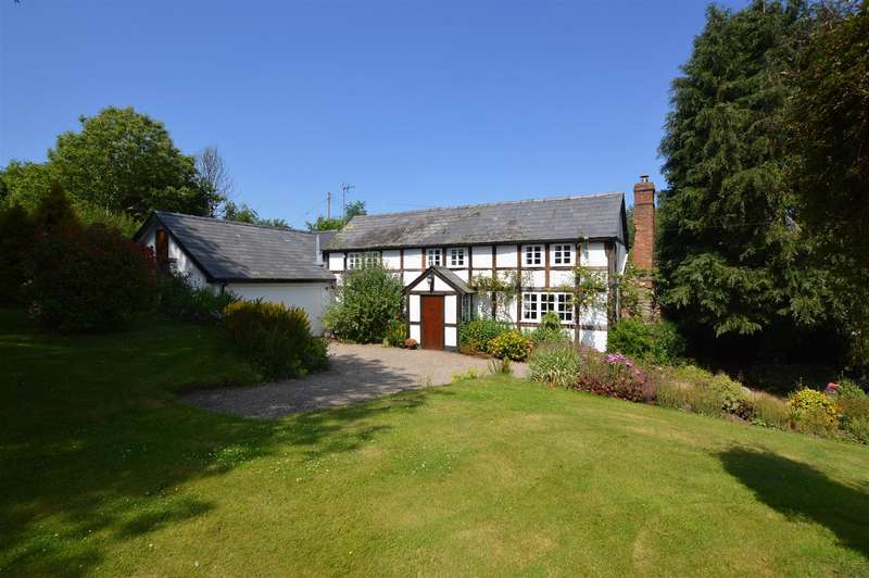 4 Bedrooms Cottage House for sale in Dilwyn