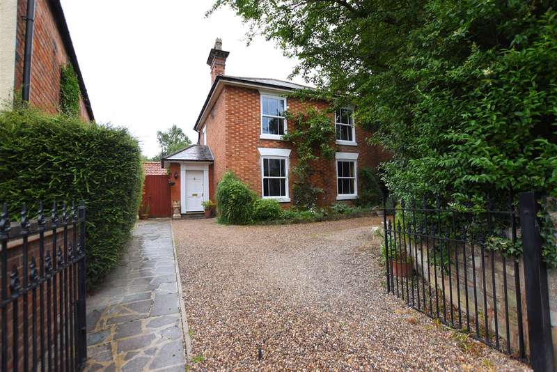 4 Bedrooms Detached House for sale in Main Street, East Leake, Loughborough