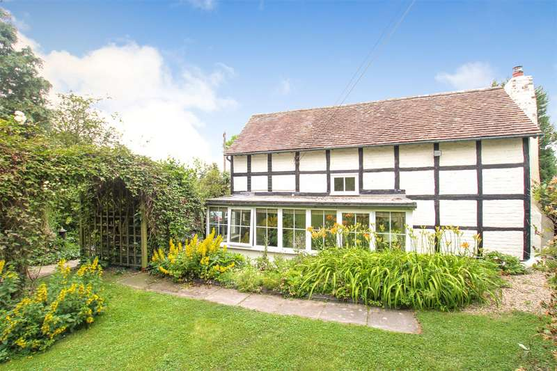 2 Bedrooms Detached House for sale in Staplow Cottages, Staplow, Ledbury, HR8