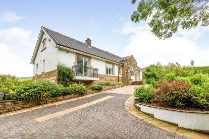 5 Bedrooms Detached House for sale in Park Road, Cliviger, Lancashire, BB10