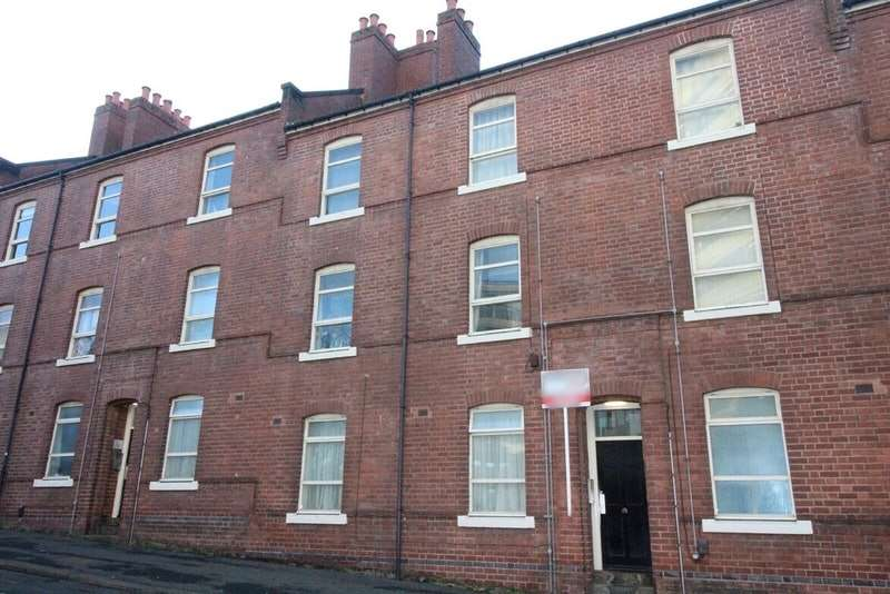 2 Bedrooms Apartment Flat for sale in Hawley Street, Sheffield, South Yorkshire, S1
