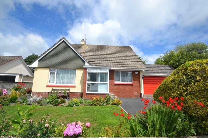 4 Bedrooms Detached House for sale in Lyddicleave, Bickington, Barnstaple, EX31